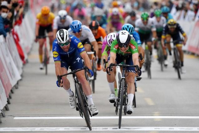 """Vierde ritzege voor Mark Cavendish in Ronde van Turkije: """"Echt genoten van een geweldige week"""""""