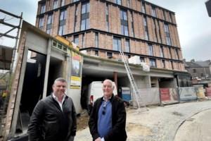 Foodhall in vroegere discotheek opent in september in Hasselt
