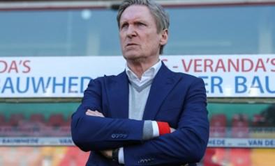 """Francky Dury begrijpt niet hoe het tegen AA Gent zover is kunnen komen: """"Laat me de komende dagen met rust"""""""