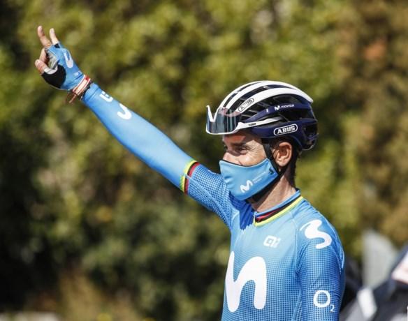 """Alejandro Valverde viert zondag 41ste verjaardag: """"Het ideale cadeau? Eddy Merckx evenaren en Luik voor de vijfde keer winnen"""""""