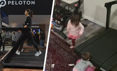 Zo gevaarlijk kan gebruik van loopband in buurt van kleine kinderen zijn: filmpje toont hoe jongen onder machine terechtkomt