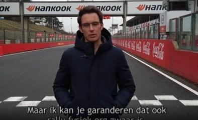 Thierry Neuville en Jorre Verstraeten starten met een persoonlijk doel in De Container Cup
