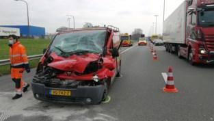 Flitspaal voor werf E313 klopt meteen overuren, maar toch blijven er ongevallen gebeuren