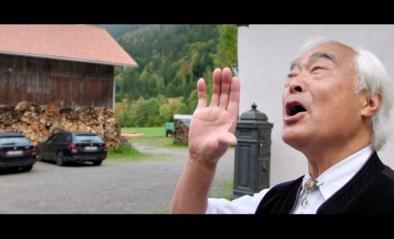 Takeo verrast kandidaten 'De mol', maar hoe raakt een Japanner aan het jodelen?
