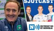 """SJOTCAST. Cercle-trainer Yves Vanderhaeghe: """"Na elke wedstrijd krijg ik een berichtje uit Monaco"""""""