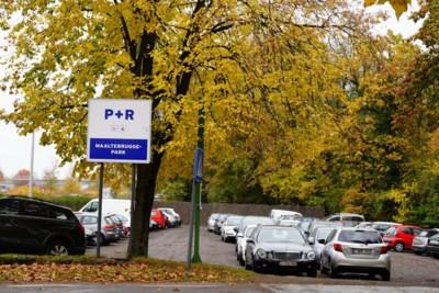 Plaats vinden op Park-and-rides? Geen probleem sinds coronacrisis