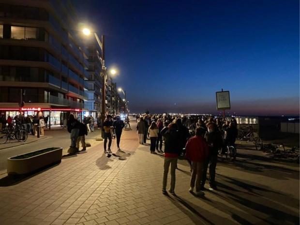 Gedropt door hun ouders en geen schrik voor boetes: Knokke is 'nouveaux riches'-jongeren meer dan beu