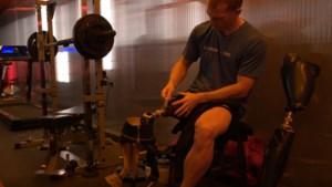 Ewoud Vromant is eerste paralympiër in De Container Cup: hoe neem je deel met een prothese?