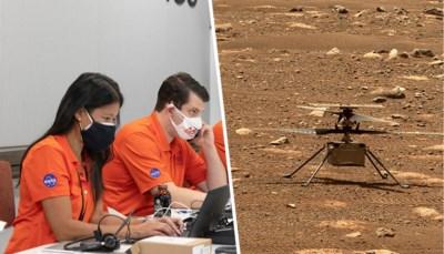 Amper 40 seconden en slechts 3 meter hoog: waarom het helikoptervluchtje op Mars tóch historisch was