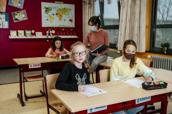 """Maasmechelen test 2.000 in plaats van 6.800 leerlingen: """"Logistiek niet haalbaar"""""""