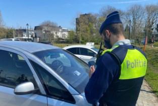 Zes rijbewijzen ingetrokken bij controle op parkeerplaatsen voor personen met handicap