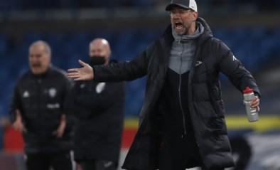 """Liverpool-coach Jurgen Klopp kantte zich in het verleden al tegen Super League: """"Mijn mening is nog niet veranderd, de spelers en ik zijn niet betrokken bij deze beslissing"""""""