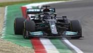 Lewis Hamilton blijft nipt voor Max Verstappen aan de leiding in F1-kampioenschap
