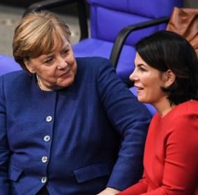 Vroeger succesvol trampolinespringster, nu de ambitieuze vrouw die met blitzcarrière de groene Merkel wil zijn: wie is Annalena Baerbock