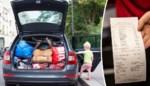 Kassaticketjes en valiezen in de koffer: zo gaat de politie reizigers aan de grens controleren