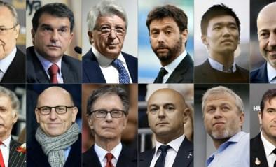 Een Ferrari-fanaat, een gierige Amerikaan en ongewenste broers: dit zijn de miljardairs achter de Europese Super League