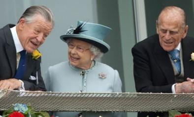 Queen moest nog een verlies verwerken op de begrafenis van haar man