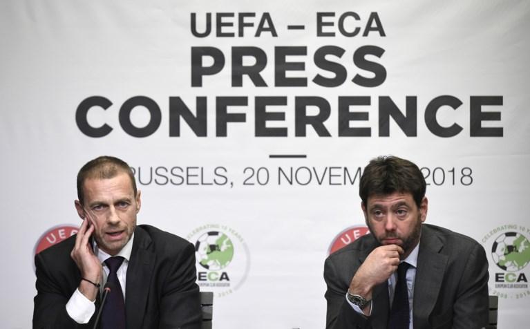 Twaalf topclubs leggen bom onder Europees voetbal en kondigen Super League aan: FIFA en UEFA zijn woedend en dreigen met sancties