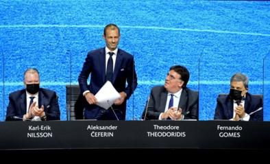 UEFA en FIFA mogen van Madrileense rechtbank geen maatregelen nemen tegen Super League