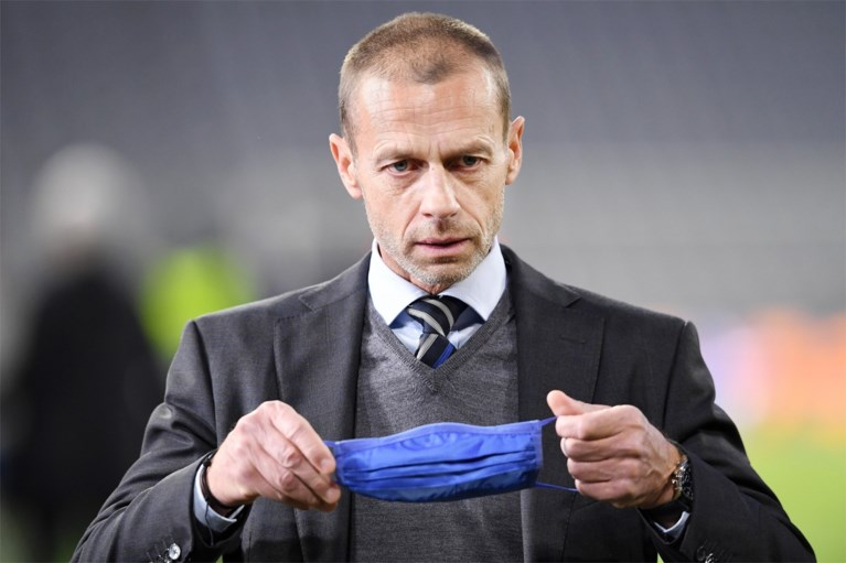 """Super League-baas Florentino Perez lacht UEFA-dreigementen weg en verdedigt nieuwe competitie: """"Wij redden het voetbal"""""""