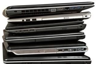 Dieven stelen tiental laptops in Tuinbouwschool