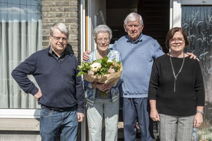 Joseph en Maria zijn 60 jaar getrouwd