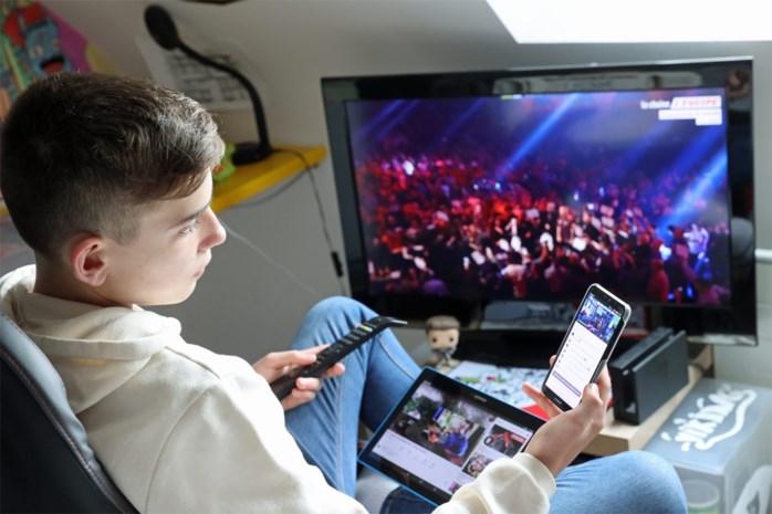 Sinds corona is smartphone nog meer de afstandsbediening van ons leven: we zijn ruim 3 uur per dag bezig met gsm