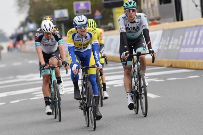 Rune Herregodts tankte vertrouwen in de Brabantse Pijl en de Amstel Gold Race