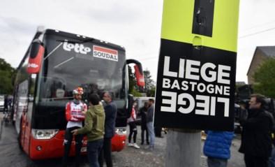 DEELNEMERSLIJST. Luik-Bastenaken-Luik 2021