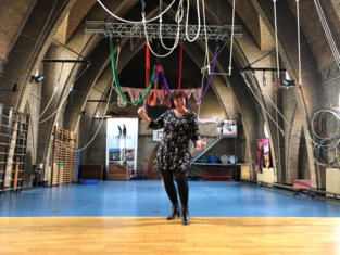 """Circusschool bouwt hele gebouw digitaal na om er afscheid van te kunnen nemen voor renovatie: """"Wilden kloppend hart van de werking nog eens in de kijker zetten"""""""