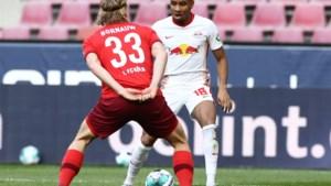 Sebastiaan Bornauw neemt met Keulen maat van RB Leipzig, Bayern München kan zondag kampioen worden