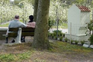 Gemeente plaatst zitbanken langs wandelroutes