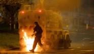 Heropflakkering geweld in Noord-Ierland. Bom ontdekt onder wagen Noord-Ierse politieagente