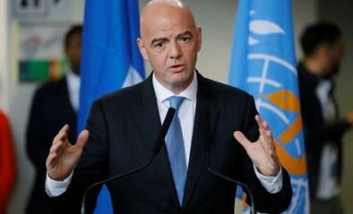 """Ook FIFA-voorzitter Infantino hekelt dissidenten die """"gevolgen zullen dragen"""" van creatie Super League"""