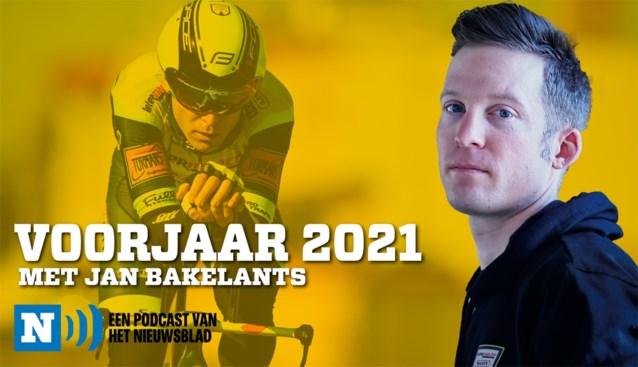 """PODCAST. Jan Bakelants: """"Zelfs daags na zijn winst in de Amstel denkt Wout na over wat beter kan"""""""