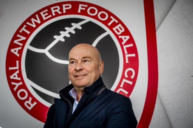 Na vertrek van rechterhand: positie Luciano D'Onofrio wordt onhoudbaar bij Antwerp