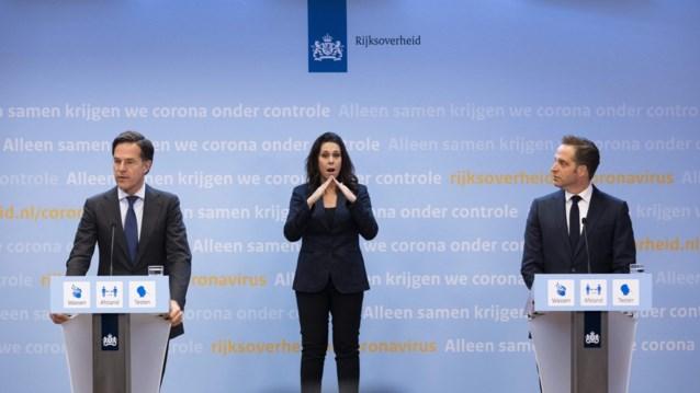 """Nederland versoepelt: """"Een balanceeract, geen gok"""""""
