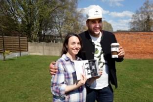 Ook zus van Christiano Ronaldo is fan van magnetische Spinner Cup uit Brecht