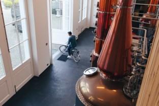Gentser wordt het niet: de 'bike-in'. Foodbox en cocktails afhalen met de fiets