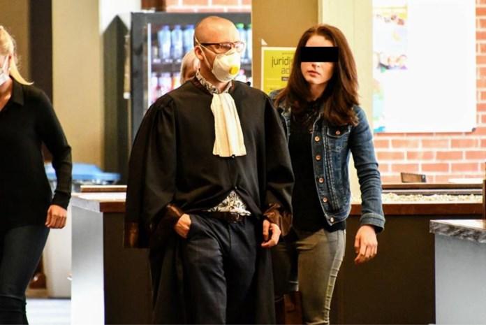 """Moeder die zoontje van zes maanden oud vergiftigde, vraagt straf met uitstel: """"Ze was een kwetsbaar vogeltje"""""""
