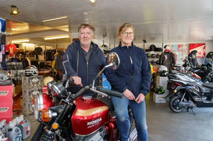 Na 45 jaar legt Honda-garage Erx in Wondelgem de motor definitief stil