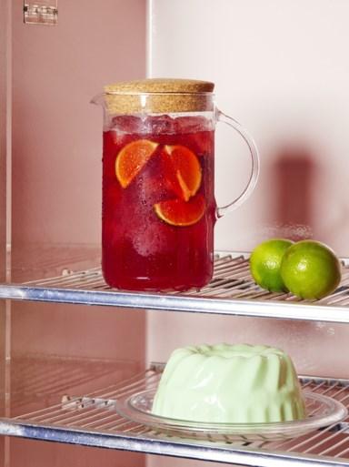 Fruitige ijsthee: zo maak je een frivole Frambillie
