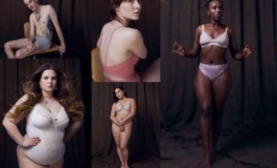 """Vijf atypische lingeriemodellen over bodypositivity: """"Alles begint bij zelfliefde"""""""