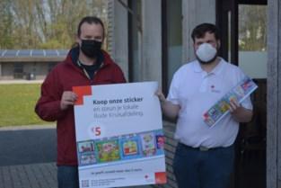 Rode Kruis zoekt extra winkels voor stickerverkoop