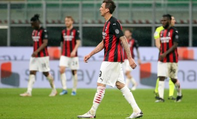 Na Super League ook geen Champions League? AC Milan lijdt ondanks assist Alexis Saelemaekers dure nederlaag tegen Sassuolo