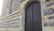 Dak, deur en ramen voor kapel Sint-Catherina