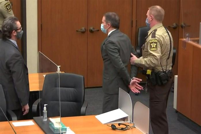 Na de veroordeling: wat nu met Derek Chauvin?