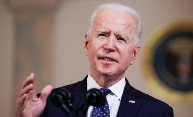 """President Biden spreekt natie toe na uitspraak in zaak-George Floyd: """"Papa heeft de wereld veranderd"""""""
