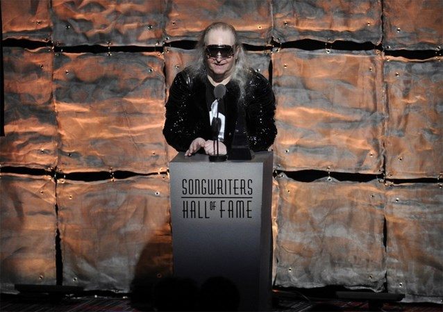 Jim Steinman, man achter de hit 'Total eclipse of the heart', overleden