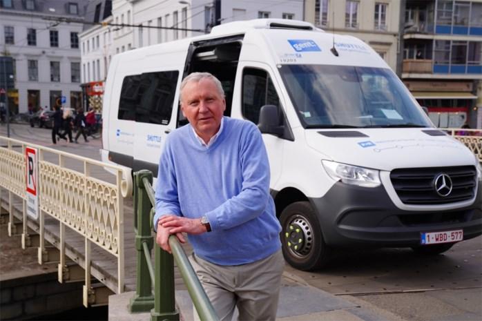 """Razend populair in Gent, maar nu gaat buschauffeur Michel (61) met pensioen: """"Passagiers konden hun hart bij mij luchten"""""""
